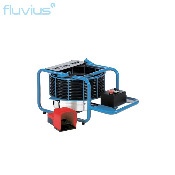 minimiller fluvimiller rohrreinigung rohrsanierung